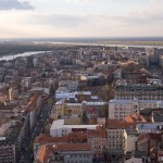 On Top of the Belgrade Tower 04